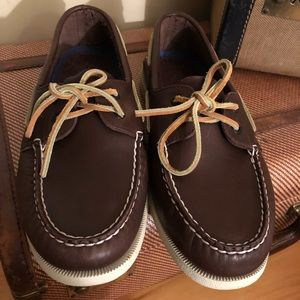 Sperry Topsiders EUC . Sz. 9.5
